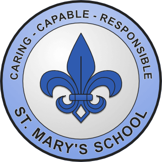 St Mary's School logo